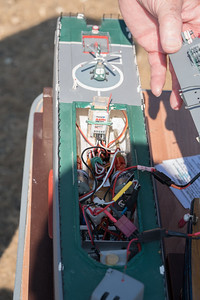 Satley Pond, SRCMB, Navy Day 2018, SRCMB-> Hardy Maritime Fleet-> HMS Hero - 08/07/2018@10:13