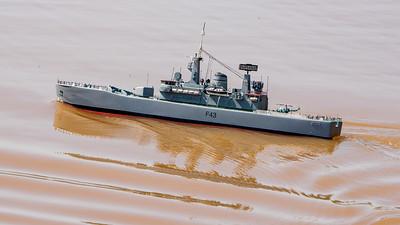 Satley Pond, SRCMB, Navy Day 2018, SRCMB-> Hardy Maritime Fleet-> HMS Hero - 08/07/2018@10:17