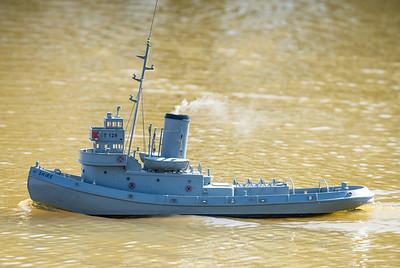 SHIRE, SRCMBC, Solent Radio Control Model Boat Club, T-129