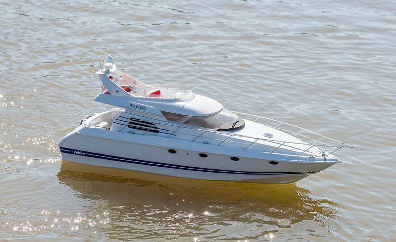 Najade, SRCMBC, Solent Radio Control Model Boat Club