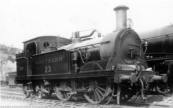 23 Dover Prory SER Stirling Q class