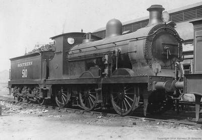 1899-1913 SE&CR Harry Wainwright