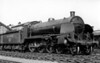 507 Eastleigh March 1935  Urie S15 class 4-6-0