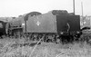 30841 Barry scrapyard 15th August 1966 Maunsell S15 class 4-6-0 (now preserved)