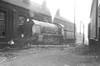 30823 lat rear of Basingstoke engine shed 12 sept 1964 Urie S15
