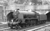 30846 Exeter Maunsell S15 class 4-6-0