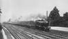 1497 (Maunsell rebuild) E1 Class Down Cntinental Express Beckenham Jct