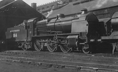 SE&CR (And later S.R.) Richard Maunsell N Class