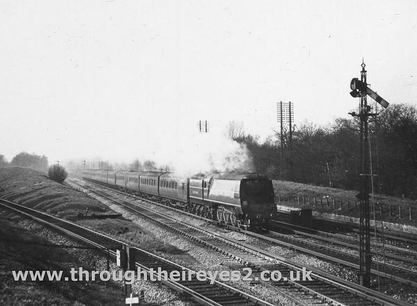 21C122 (Still un-named as Exmoor) Petts Wood Jct