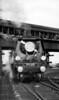 21C119 Bideford with full Golden Arrow regalia leaving Victoria station 1947