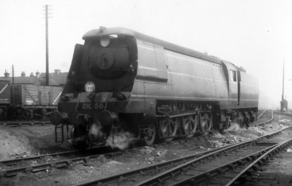 21C150 (later 34050 named Royal Observor Corps)