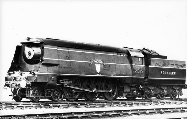 21C115 Exmouth