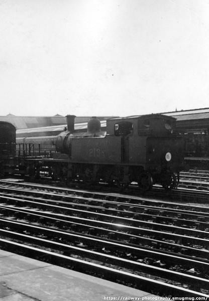 218 Adams LSWR O2 Class