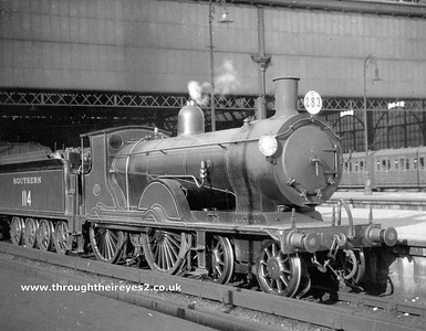 1895–1912 L&SWR Dugald Drummond