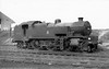 31924 Hither Green shed February 1953 Maunsell W class 2-6-4T