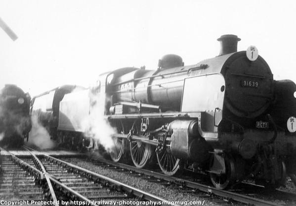 31639+34015 Exmouth RCTS Somerset+Dorset tour 2-1-1966 (3)