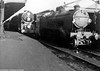 31804 + 34052 Lord Dowding Basingstoke 4-3-1959 (Maunsell U Class)