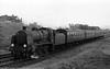31800 Radipole with the 4 47pm Weymouth to Bournemouth 2nd October 1965 Maunsell U Class