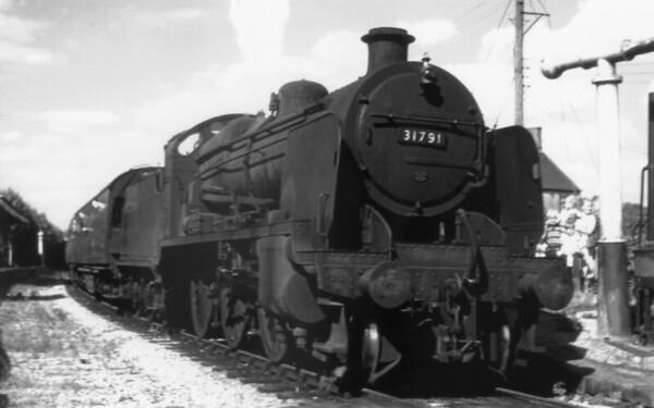 31791 Cirencester 9th September 1961 Maunsell U Class