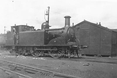 1870–1889 LB&SCR William Stroudley