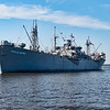 WW II LIBERTY SHIP SS JOHN W. BROWN