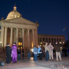 Alzheimer's Association Candle Light Vigil