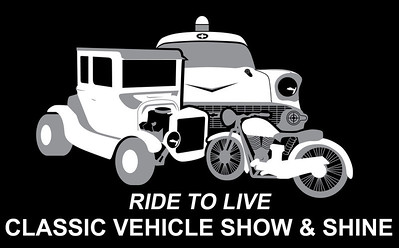 LOGO Ride To Live Classic Vehicle Show & Shine
