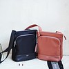 Mayfair; Carrington; Cross Body;10'';119-306-BSN;119-306-VTR;;Lifestyle Shot
