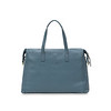 "Mayfair; Luxe ;Audley; Leather Handbag; 14""; 120-101-STB ;Back"