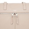 "Mayfair; Luxe; Audley; Leather Handbag; 14""; 120-101-CCT;Detail 4"