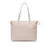 "Mayfair; Luxe; Maddox; Leather Tote; 15""; 120-204-CCT;Front"