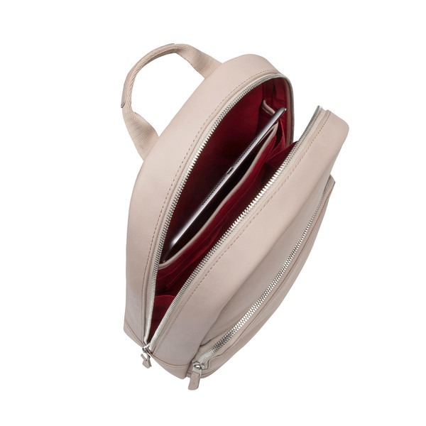 """Mayfair; Luxe; Mini Mount; Leather Backpack; 10""""; 120-405-CCT;Internal Tech Pocket"""