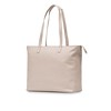"Mayfair; Luxe; Maddox; Leather Tote; 15""; 120-204-CCT;Three Quarter"