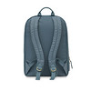 "Mayfair; Luxe; Beaux; Leather Backpack; 14""; 120-401-STB;Back"