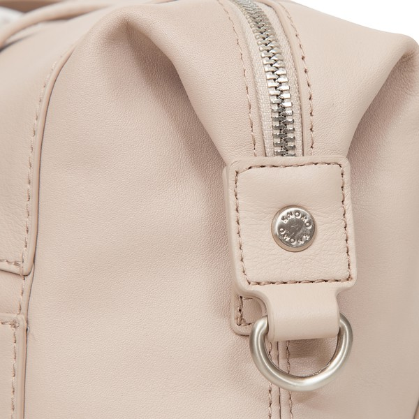 "Mayfair; Luxe; Audley; Leather Handbag; 14""; 120-101-CCT;Detail 2"