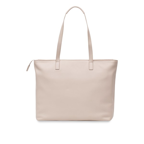 "Mayfair; Luxe; Maddox; Leather Tote; 15""; 120-204-CCT;Back"