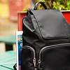 Mayfair;Clifford;Backpack;13''119-414-BLK;Lifestyle Shot