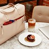Mayfair;Luxe;Audley;Leather Handbag;14'';120-101-CCT;Lifestyle Shot
