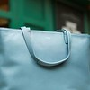 Mayfair;Luxe;Maddox;Leather Tote;15'';120-204-STB;Front Lifestyle Shot