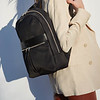 Mayfair; Beauchamp; Backpack; 14''; 119-401-BLK