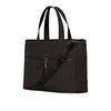 Dalston, Amsterdam, Black, 129-201-BLK, 3quarter with strap, 1MB