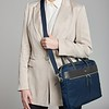 Mayfair, Hanover, Dark Navy Blazer, 119-101-BLZ, Female Model