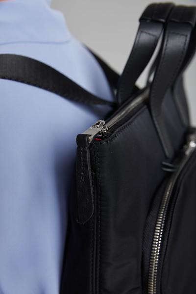 Mayfair, Harewood, Black with silver zips, 119-413-BSN, Female Model