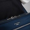 "Mayfair, 119-071-BLZ, Dark Navy Blazer, Tech Organiser For Work, 13"", X-Body, Model Close Up, 1 MB"