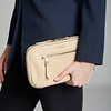 Mayfair, Travel Wallet, Trench Beige, 119-051-TRB, Female Model