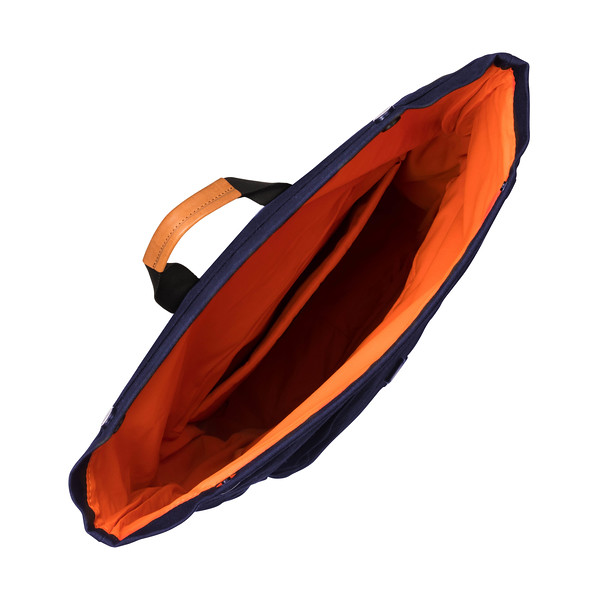 Novello; Rolltop; Backpack; 15''; 160; 402; nvy; open