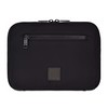 "Fulham, Knomad Organiser 10.5"", X-Body, Black, 160-068-BLK, Front, 1MB"