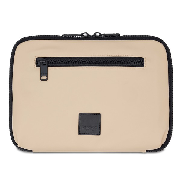 """Fulham, Knomad Organiser 10.5"""", X-Body, Trench Beige, 160-068-TRB, Front, 1MB"""