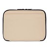 "Fulham, Knomad Organiser 10.5"", X-Body, Trench Beige, 160-068-TRB, Back, 1MB"