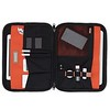 "Fulham, Knomad Organiser 13"", X-Body, Dark Navy, 160-069-NVY, Internal With Items, 1MB"